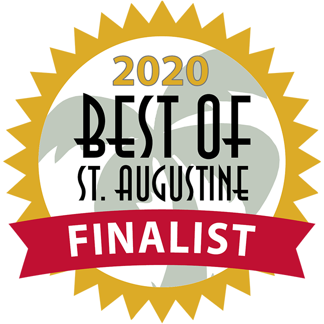 2020 Best of St. Augustine Finalist