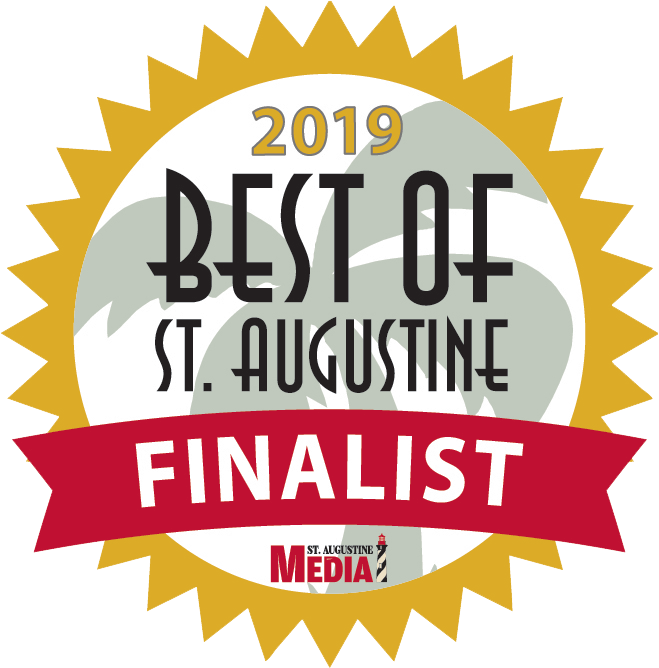 2019 Best of St. Augustine Finalist