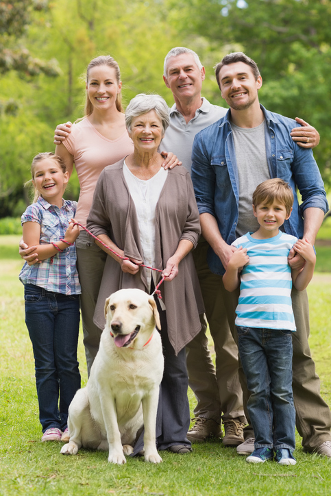 Family Care at Silver Creek Retirement.