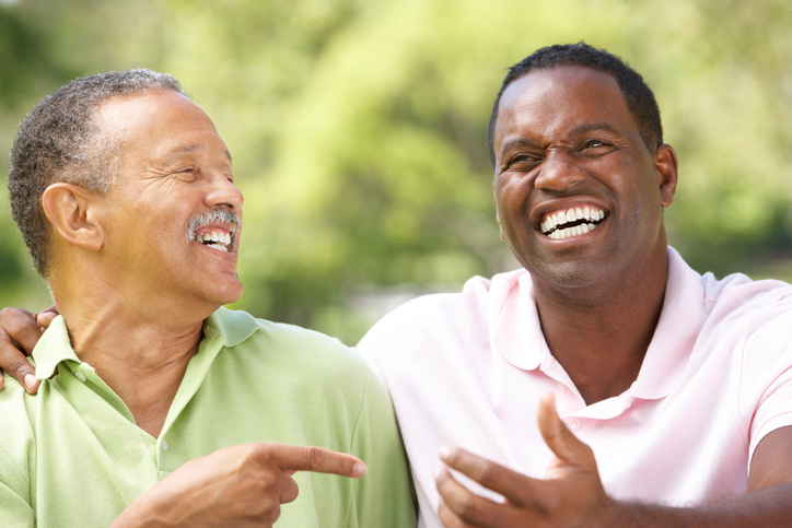 How Humor Can Improve the Health of Caregivers and Seniors