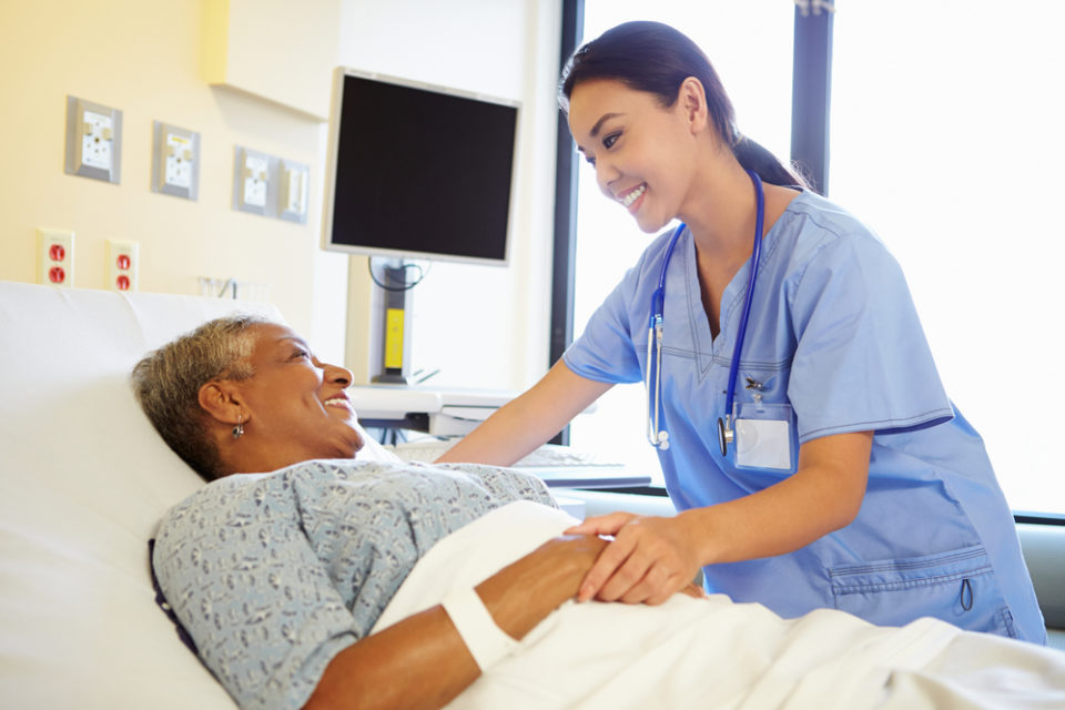 Nursing care can help many older, senior citizens have a quality of life in their retirement years.