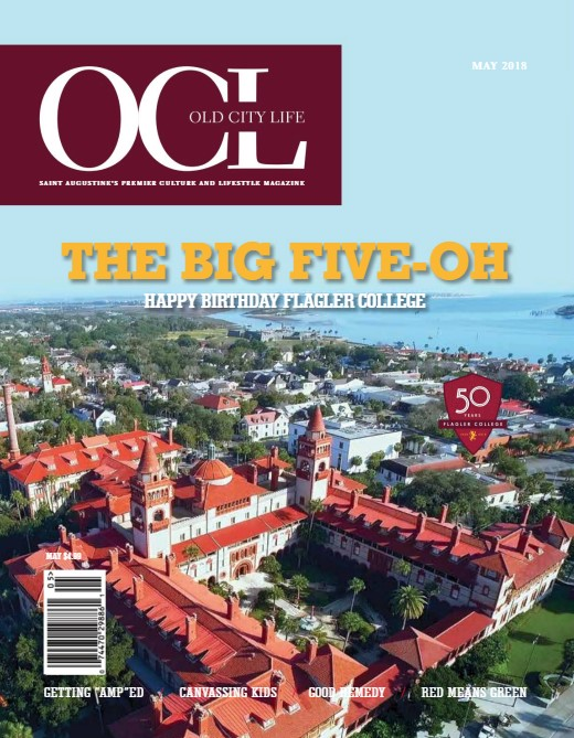 The Silver Lining in Growing Older – OCL Magazine Feature Story